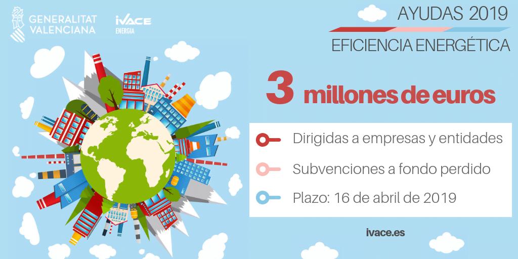 Subvención para la instalación de evaporativos en Valencia.